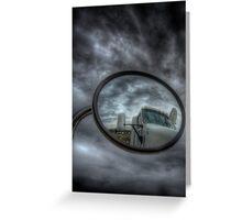 Cloud Trucker Greeting Card