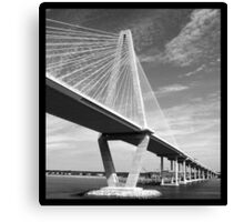 Charleston Bridge Canvas Print