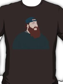 Action Bronson Oil Painting T-Shirt