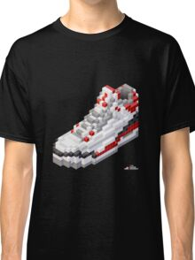 3D 8-bit basketball shoe 3 Classic T-Shirt