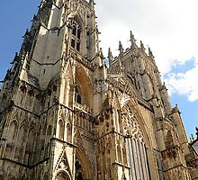 York Minster by Photography  by Mathilde