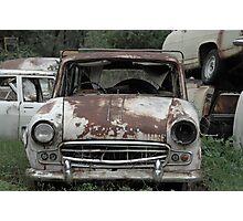 Car Cemetery | Old Car Yard, Sthn NSW Photographic Print