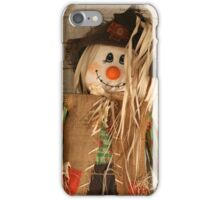 Scarecrow Style iPhone Case/Skin