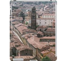 The view that smiles back  iPad Case/Skin