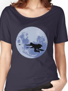 Harry Potter E.T. Women's Relaxed Fit T-Shirt