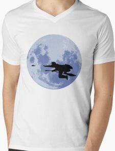Harry Potter E.T. Mens V-Neck T-Shirt