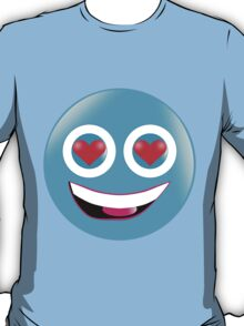 Smiley in Love T-Shirt