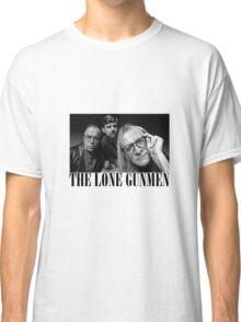 The Lone Gunmen (X-Files) Grunge Style Shirt Classic T-Shirt