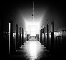 Camp Prison inside Mauthausen Concentration Camp (Austria)  by daniwillis