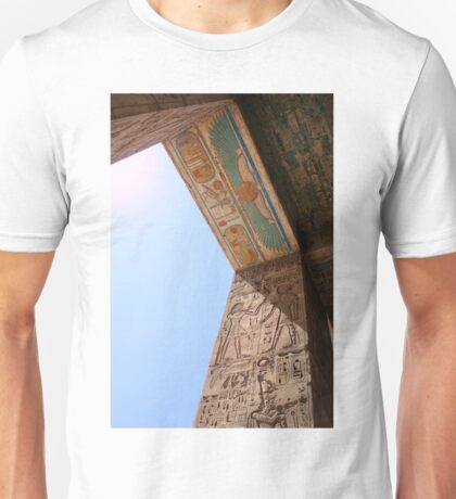 Enter the ancient  Unisex T-Shirt