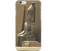 Sit like an Egyptian  iPhone Case/Skin