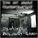 Dilapidated Buildings Group Banner Challenge Entry by Richard Pitman