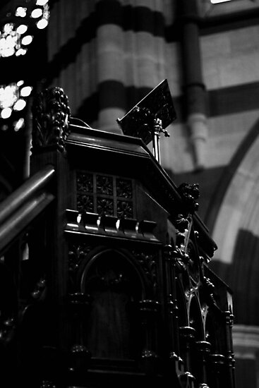 Pulpit by Ell-on-Wheels
