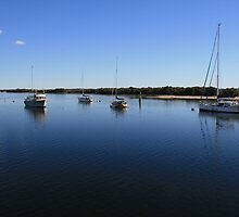 Beautiful day, Port Broughton.S.A. by elphonline