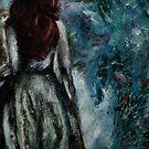 Raining in Wonderland by Becx