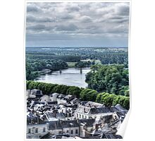 Chinon, France #4 Poster