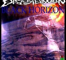 Black Horizon - Album Cover 5 - Riviera Visual by RIVIERAVISUAL
