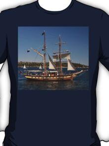 Windeward Bound, Sydney Harbour, Australia 2013 T-Shirt