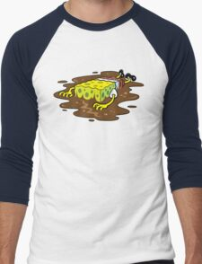 Oily Sponge Men's Baseball ¾ T-Shirt
