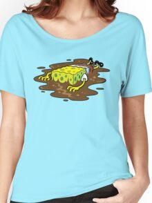 Oily Sponge Women's Relaxed Fit T-Shirt