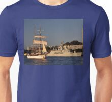 Fleet Review Ships - Old And New, Australia 2013 Unisex T-Shirt