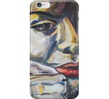 Nina...More...and Then Some... iPhone Case/Skin