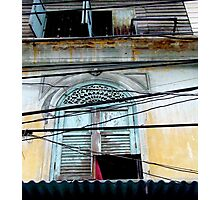 """Decayed Dimensions"", Bangkok, Thailand Photographic Print"