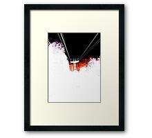 """Breath of Nasan"", Seoul, South Korea Framed Print"
