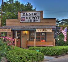 Denim Depot by David Owens