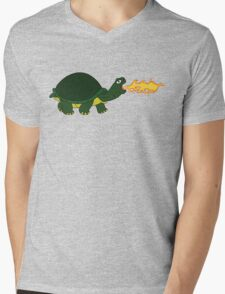 Hot Tortoise! Mens V-Neck T-Shirt