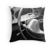 Classic Car 138 Throw Pillow