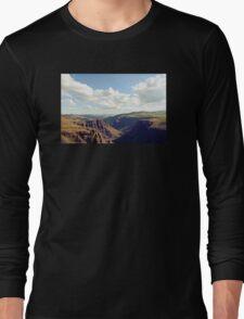 Maletsunyane River Long Sleeve T-Shirt