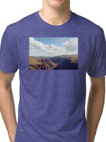 Maletsunyane River Tri-blend T-Shirt