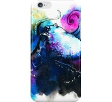 Colourful Ink Octopus- Original Design iPhone Case/Skin