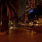Melbourne at Night 03 [r] by DavidsArt