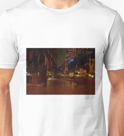 1154 Melbourne at Night Unisex T-Shirt