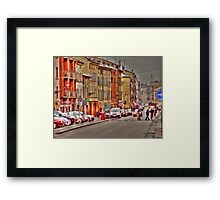Life in Parma Framed Print