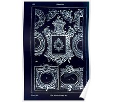 A Handbook Of Ornament With Three Hundred Plates Franz Sales Meyer 1896 0482 Frames Mirror Inverted Poster