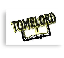 TomeLord Canvas Print