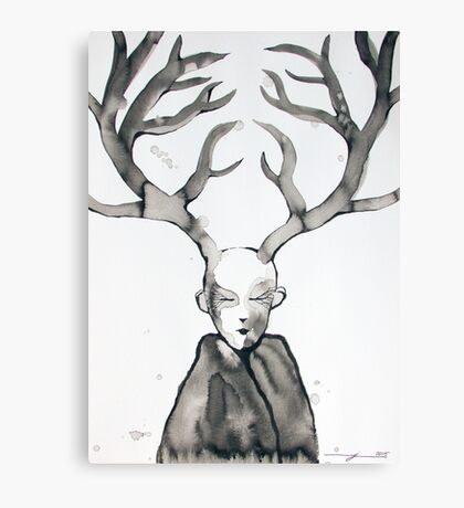 Ukko  Canvas Print