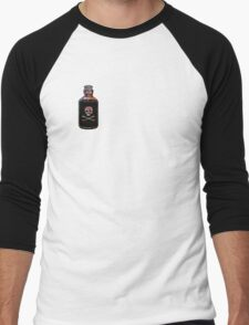Poison  Bottle Trippy  Men's Baseball ¾ T-Shirt