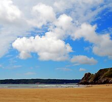 Great Torr, Gower by cocklewoman