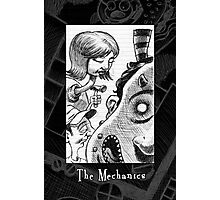 The Mechanics Photographic Print