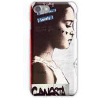 Little Red Ridinghood Spotted Latenite Tagging iPhone Case/Skin
