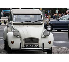 Lisbon Ride Photographic Print