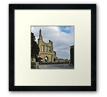 Byland Abbey Framed Print