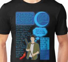 Stiles Stilinski Quotes Unisex T-Shirt