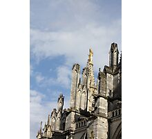 Steeples of Peoples Photographic Print