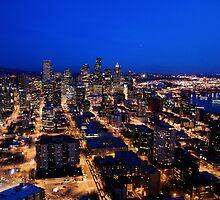 Seattle by David Callahan