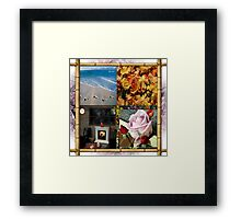 4 Seasons Framed Print